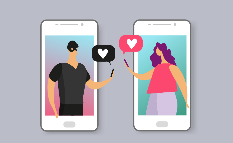 Scam romance Online Romance